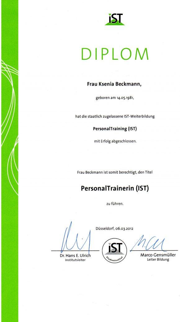 pt-zertifikat-ist